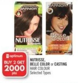 Garnier Nutrisse - Belle Color or Casting Hair Colour