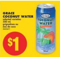 Grace Coconut Water - 500 mL