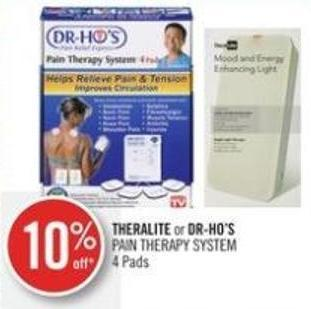 Theralite or Dr-ho's Pain Therapy System 4 Pads