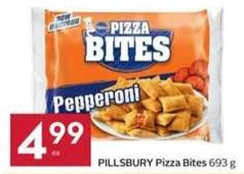 Pillsbury Pizza Bites