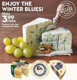 Roquefort - Saint Agur  or English Blue Stilton