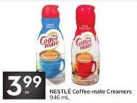 Nestlé Coffee-mate Creamers