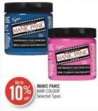 Manic Panic Hair Colour