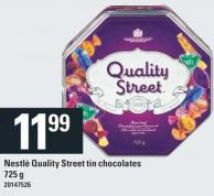 Nestlé Quality Street Tin Chocolates