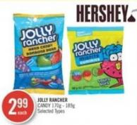 Jolly Rancher  Candy 170g - 189g