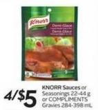 Knorr Sauces