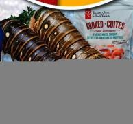 Rock Lobster Tail Frozen - 6-7 Oz. Or PC Pacific White Shrimp - 31-40 Per Lb