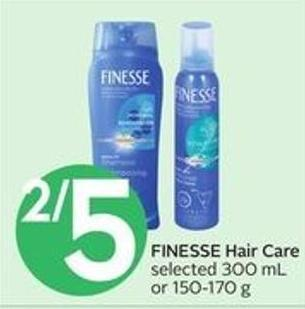 Finesse Hair Care