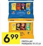 Frito-lay Multipacks