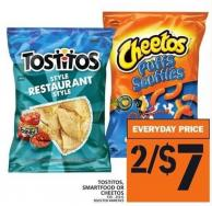 Tostitos - Smartfood Or Cheetos