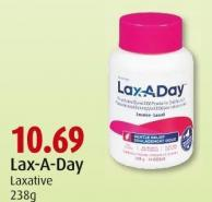 Lax-a-day Laxative 238g