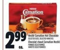 Nestlé Carnation Hot Chocolate | Chocolat Chaud Carnation Nestlé
