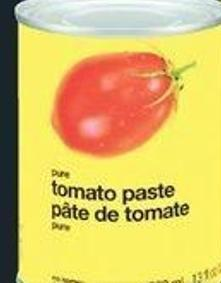 No Name Tomato Paste - 369 Ml