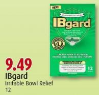 Ibgard Irritable Bowl Relief 12