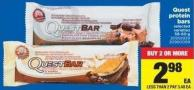 Quest Protein Bars - 58-60 g