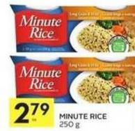 Minute Rice 250 g
