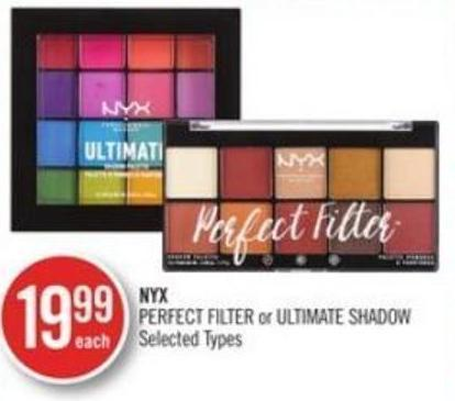 Nyx Perfect Filter or Ultimate Shadow