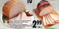 Bittner's - Schneiders Fat Free - Maple Leaf Natural Selections Turkey - Ham Or Summer Sausage