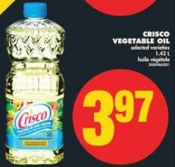 Crisco Vegetable Oil - 1.42 L
