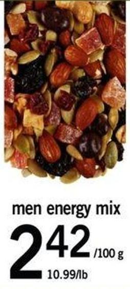 Men Energy Mix