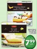 Irresistibles Key Lime Or Cream Pies