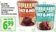 Oat & Mill Frozen Treat