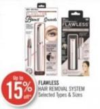 Flawless Hair Removal System