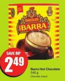 Ibarra Hot Chocolate 540 g