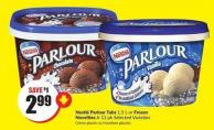Nestlé Parlour Tubs 1.5 L or Frozen Novelties 6-12 Pk