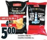 Irresistibles Chips