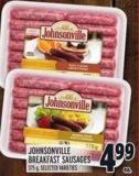 Johnsonville Breakfast Sausages