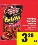 Humpty Dumpty Snacks - 265-290 g