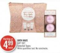 Bath Haus Gift Set