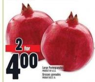 Large Pomegranates | Grosses Grenades