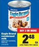 Eagle Brand Condensed Milk - 300 mL