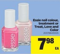 Essie Nail Colour - Treatment Or Treat - Love And Color