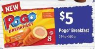 Pogo Breakfast 544 g –560 g