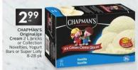 Chapman's Original Ice Cream