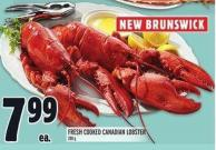 Fresh Cooked Canadian Lobster 280 g