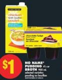 No Name Pudding - 4's Or Broth - 900 Ml