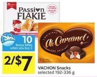 Vachon Snacks - 10 Air Miles Bonus Miles