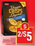 Dare Veggie Crisps Cracker Chips