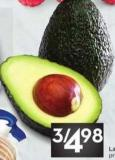 Large Pre-ripened Avocados