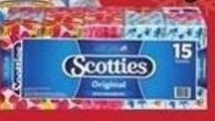 Scotties Facial Tissue - 100-ct.