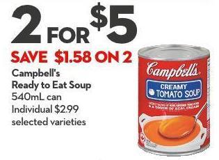 Campbell's Ready To Eat Soup