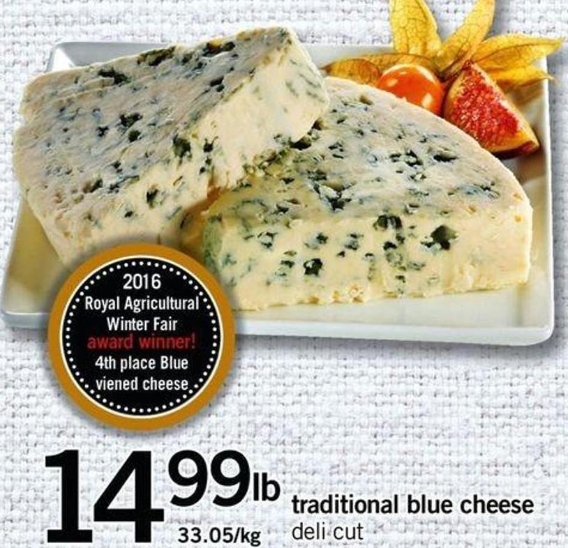 Traditional Blue Cheese