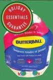 Butterball Frozen Turkeys Over 9 Kg
