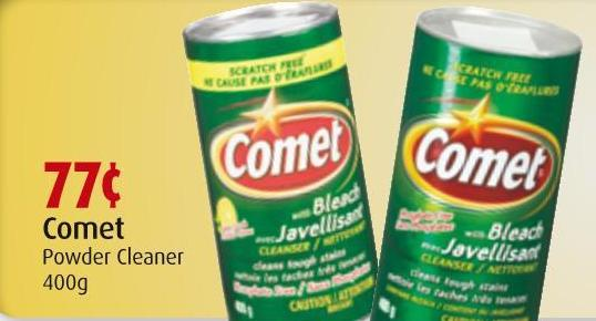 Comet Powder Cleaner 400g