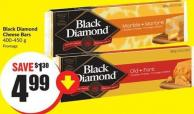 Black Diamond Cheese Bars 400-450 g
