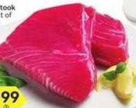 Sea Delight Tuna Steaks